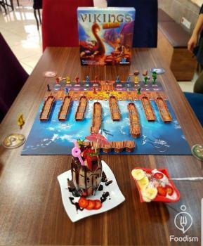 کافه بازی فان تایم