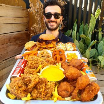 مرغ سوخاری بیک