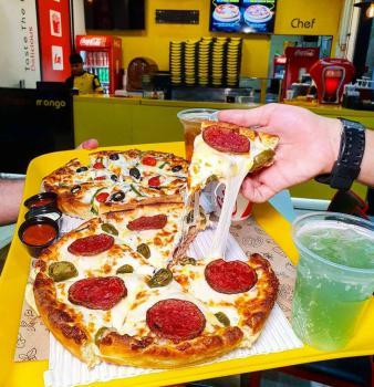 پیتزا مانگو (فودکورت عرش)