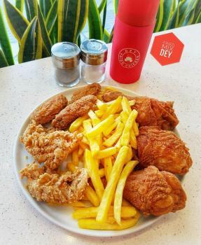 مرغ سوخاری دی (مطهری)