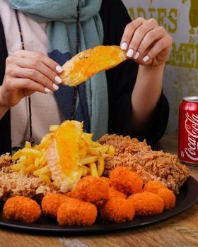 مرغ سوخاری دی (پونک)